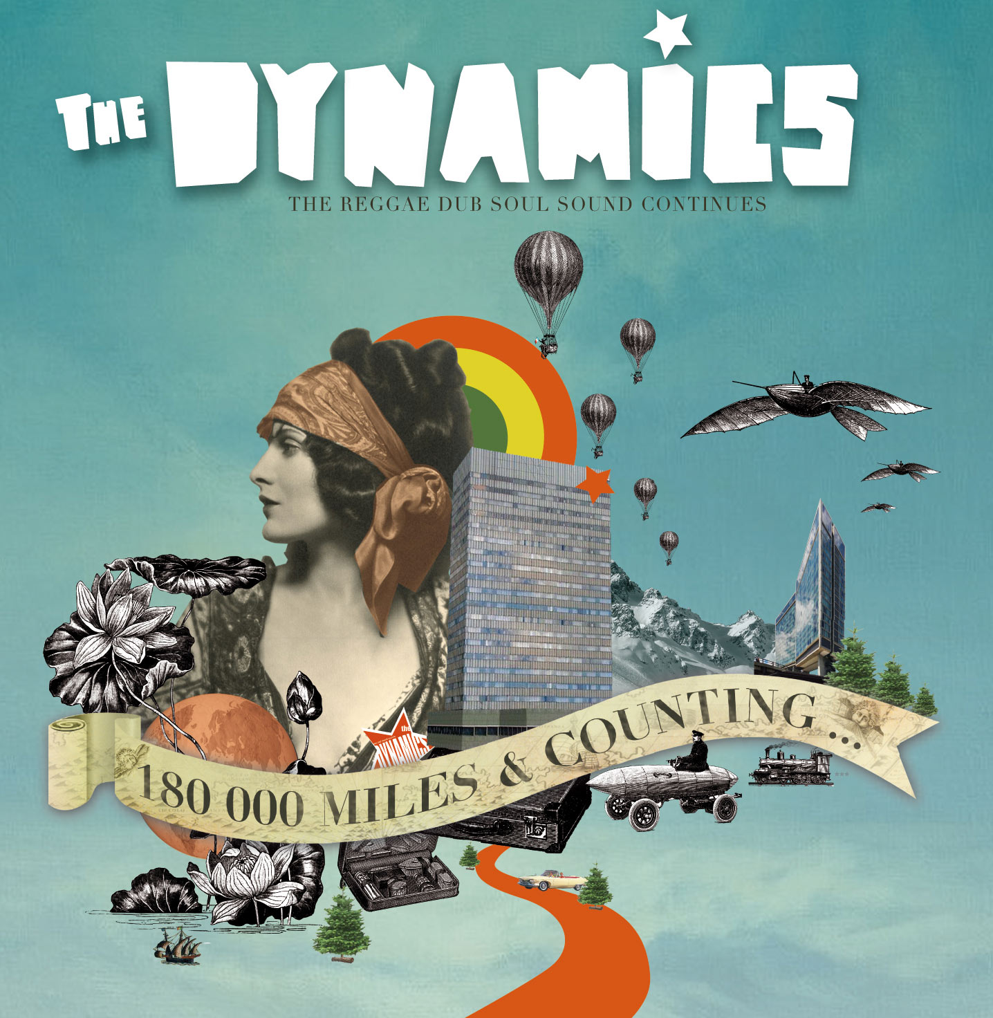 THE DYNAMICS NEW ALBUM